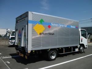 4トンパワーゲート、引っ越しや楽器運搬に活躍します!